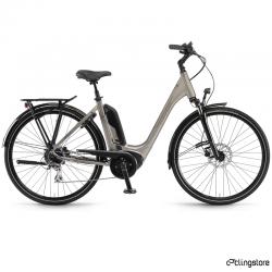Vélo électrique Winora Tria 8 Sable