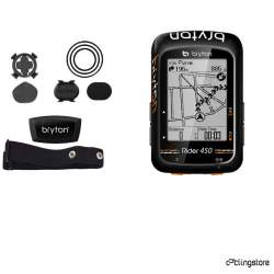 GPS BRYTON RIDER 450 T FC +...