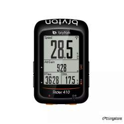 COMPTEUR GPS BRYTON RIDER 410