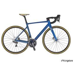 VELO SCOTT ADDICT RC 30 BLEU