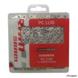 CHAINE SRAM PC1130 114 MAILLONS 11V