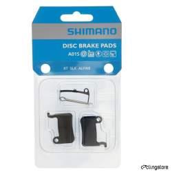 PLAQUETTES SHIMANO FREINS RESINE A01S M975-775-6