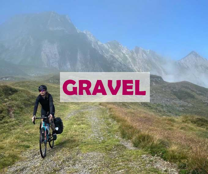 Velo gravel